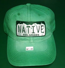 Colorado Native Cap